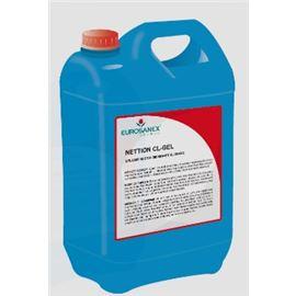 Nettion cl- gel (limp. desinf.clorado ) 5 ltr. - 2970054-NETTION CL-GEL 5L