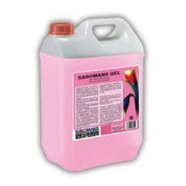 Sabomans gel de manos perfumado 5 lts - 3010001-SABOMANSGELMANOS