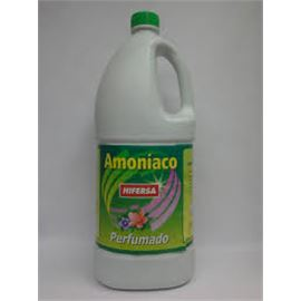 Amoniaco botella 1 lts - 2970001-AMONIACOPERFUMADO