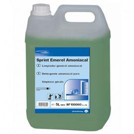 Jd sprint emerel amoniacal 5l - 4500002-SPRINT EMEREL AMONIACAL