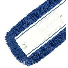 Repuesto mopa soft 100cm azul - 2430045-REP MOPA SOFT 100