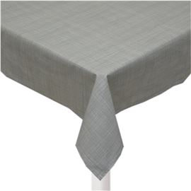 Mantel 100x100 startela blanco hilo negro - 1490015-MANTEL1X1BLANCOHILONEGRO