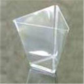 Bol triangulo 70cc transp. c/ 20x25 ud - 3310002-BOLTRIANGULOTRANSP