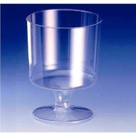 Copa plastico vino 150 ml c/264 ud - 1040097