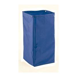 Saco pvc azul para carro 120 l plegable emp1271 ud ref: emp1272 - 3990079 - SACO PVC AZUL