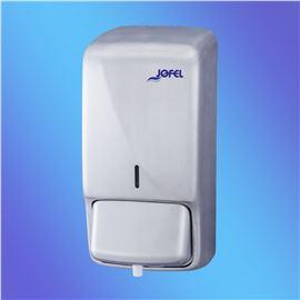 Jabonera espuma inox satinado jofel ref: ac45000 - 3830097 - JABONERA ESPUMA SATINADO