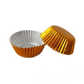 Capsulas aluminio oro c/6000 unidades ref: 350049 - 1860012 - CAPSULAS ALUMINIO ORO