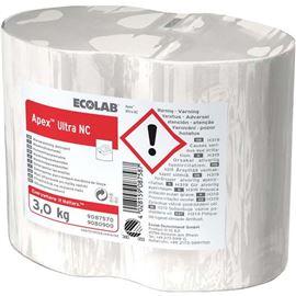 Apex ultra nc 4 x 3 kg ref: 9087570 - 4030014 - APEX ULTRA NC (ECOLAB)