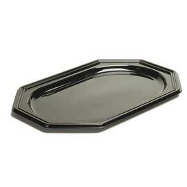 Bandeja octogonal 46x30 negra ( 5x10 ud ) ref. 1463019 - 3310051 - BANDEJA OCTOGONAL