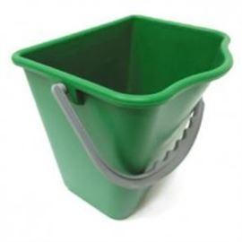 Cubo 4 lts verde - 2810020 - CUBO VERDE 4 LITROS