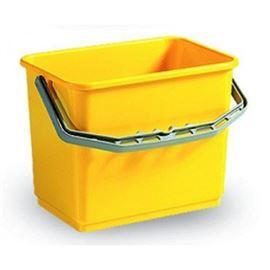 Cubo amarillo 4 lts - 2810019 - CUBO AMARILLO 4 LITROS