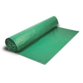 100 ud b.b. 85x105 g200 verde - 2650016-BOLSA VERDE ROLLO
