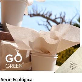 Mantel 100x100 ecologico green 40gr 480 hojas map - 1490044-MANTEL1X1ECOLOGICOGREENMAP
