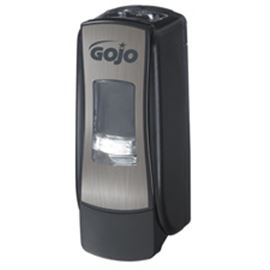 Dispensador adx7 7ml gojo negro/cromado ref: 8788-06 - 3830085