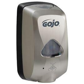 Dispensador espuma tfx metallic gojo ref: 2799-12 - 3830079
