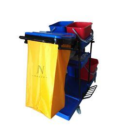 Carro de limpieza multifunción poliprop cr203poi4 - 3990105