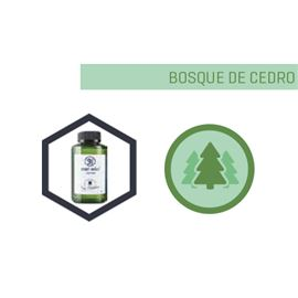 Fragancia nano sn bosque de cedro 100 ml 71004 - 3930051 BOSQUE DE CEDRO